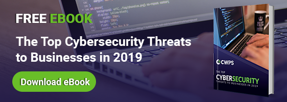 2019 Cybersecurity Threat Ebook