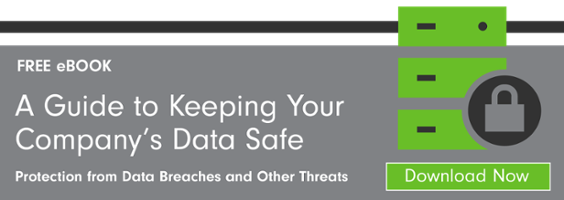 Guide to Keeping company's data safe